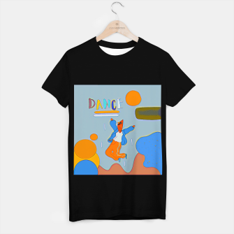 Thumbnail image of Dance T-shirt regular, Live Heroes