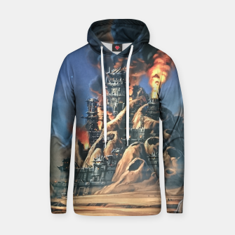Thumbnail image of World of Warcraft Blackrock Foundry Hoodie, Live Heroes