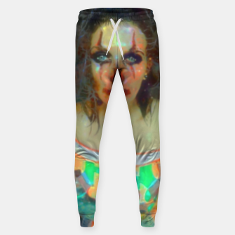 Thumbnail image of Ghosted Sweatpants, Live Heroes
