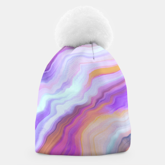 Thumbnail image of Bright and colorful marbled effect Gorro, Live Heroes