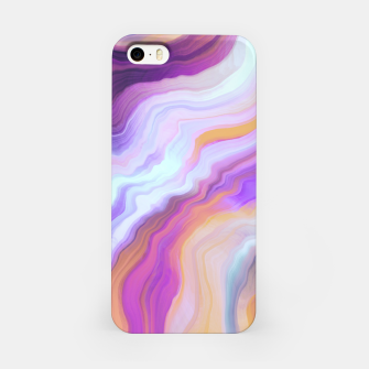 Thumbnail image of Bright and colorful marbled effect Carcasa por Iphone, Live Heroes