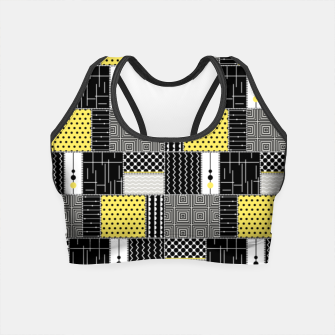 Miniaturka Star suppression. Standby alert: level YELLOW Crop Top, Live Heroes