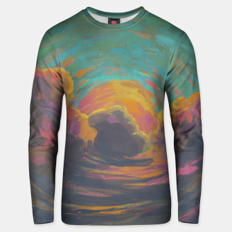 Thumbnail image of Return to the Sky Unisex sweater, Live Heroes