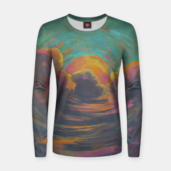 Thumbnail image of Return to the Sky Women sweater, Live Heroes