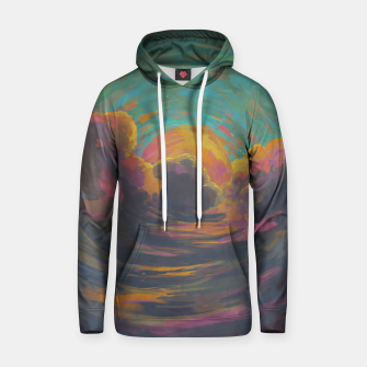Thumbnail image of Return to the Sky Hoodie, Live Heroes