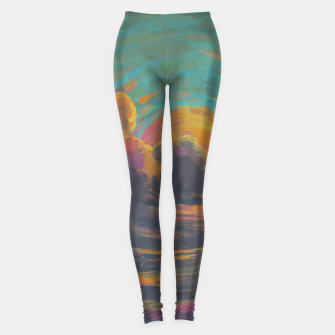 Thumbnail image of Return to the Sky Leggings, Live Heroes