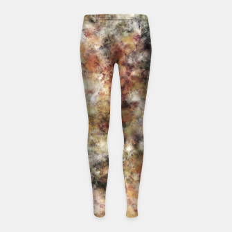 Thumbnail image of Adjustments Girl's leggings, Live Heroes