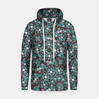 Thumbnail image of Intricate Texture Ornate Camouflage Pattern Hoodie, Live Heroes
