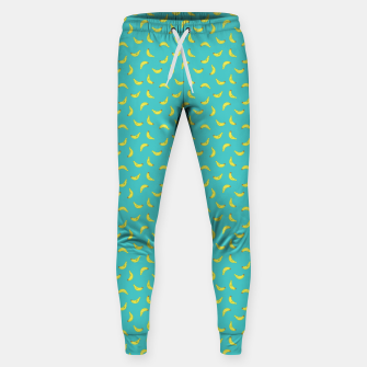 Thumbnail image of Bananas Bananas Sweatpants, Live Heroes