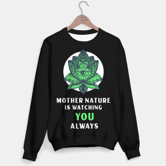 Thumbnail image of Mother Nature Bluza standard, Live Heroes