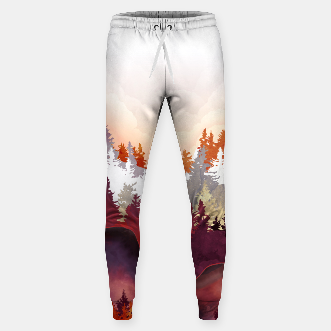 Image of Amber Forest Sweatpants - Live Heroes