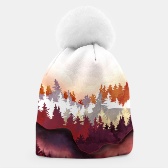 Thumbnail image of Amber Forest Beanie, Live Heroes