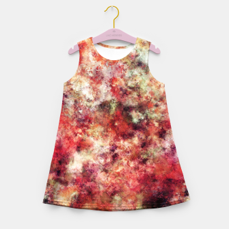 Thumbnail image of To the edge Girl's summer dress, Live Heroes
