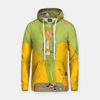 Thumbnail image of Waiting Hoodie, Live Heroes