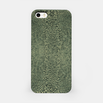 Thumbnail image of Snake skin iPhone Case, Live Heroes