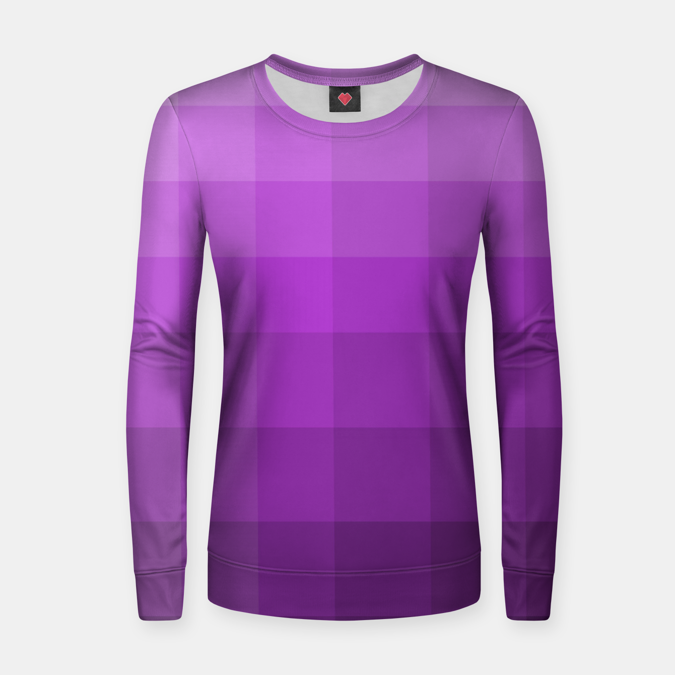 Image of zappwaits-purple Women sweater - Live Heroes