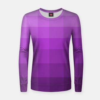 zappwaits-purple Women sweater thumbnail image