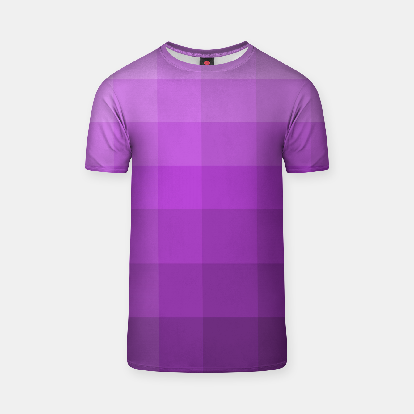 Image of zappwaits-purple T-shirt - Live Heroes