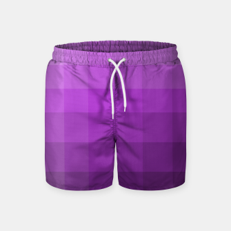 Thumbnail image of zappwaits-purple Swim Shorts, Live Heroes