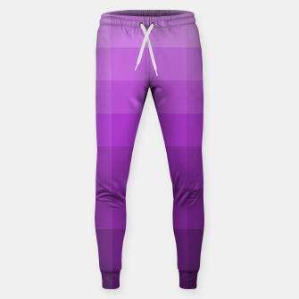 zappwaits-purple Sweatpants thumbnail image