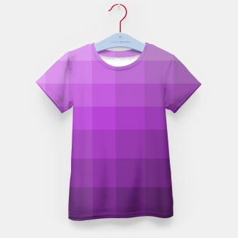 Thumbnail image of zappwaits-purple Kid's t-shirt, Live Heroes