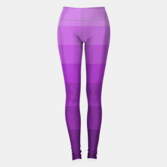 Thumbnail image of zappwaits-purple Leggings, Live Heroes