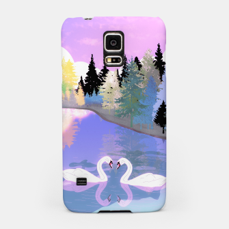 Thumbnail image of Swans  Samsung Case, Live Heroes