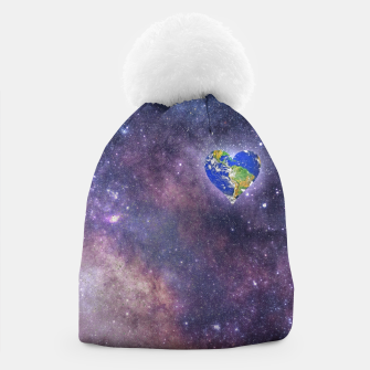 Thumbnail image of Heart o Milkyway  Beanie, Live Heroes