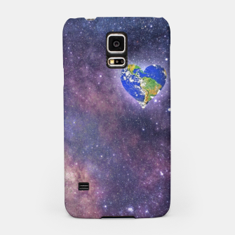Thumbnail image of Heart o Milkyway  Samsung Case, Live Heroes