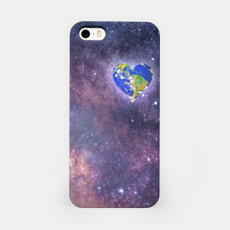 Thumbnail image of Heart o Milkyway  iPhone Case, Live Heroes