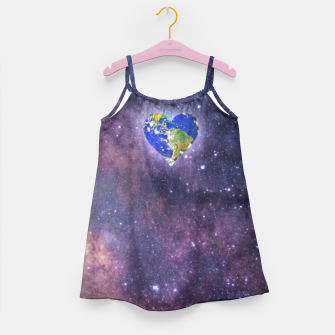 Thumbnail image of Heart o Milkyway  Girl's dress, Live Heroes