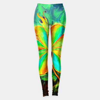 Miniatur good luck Leggings, Live Heroes