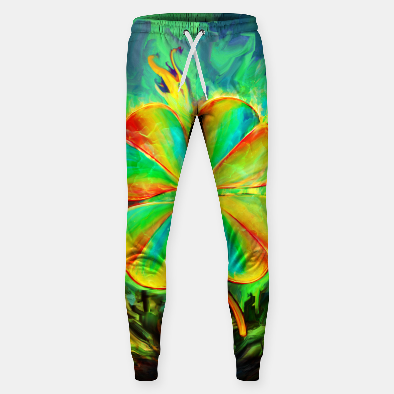 Image of good luck Sweatpants - Live Heroes