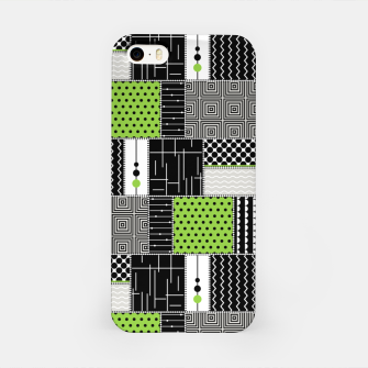 Miniatur Star suppression. Standby alert: level GREEN iPhone Case, Live Heroes