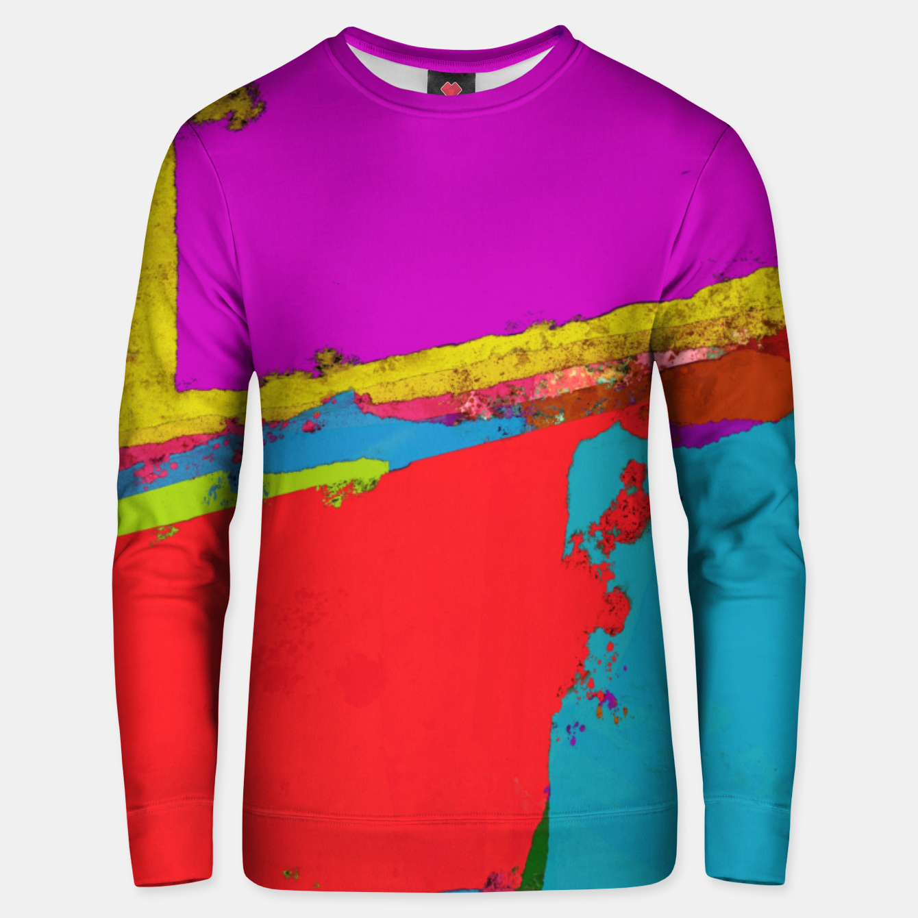 Image of Panel time Unisex sweater - Live Heroes