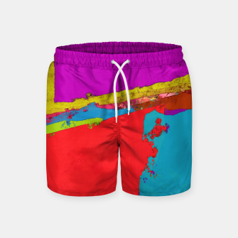 Panel time Swim Shorts thumbnail image