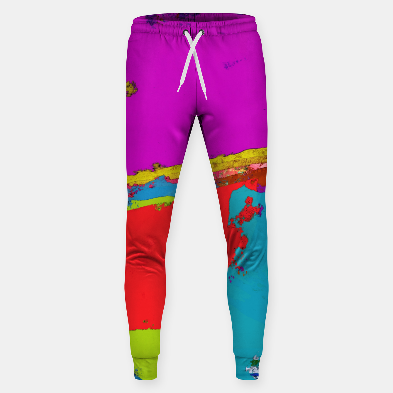 Image of Panel time Sweatpants - Live Heroes
