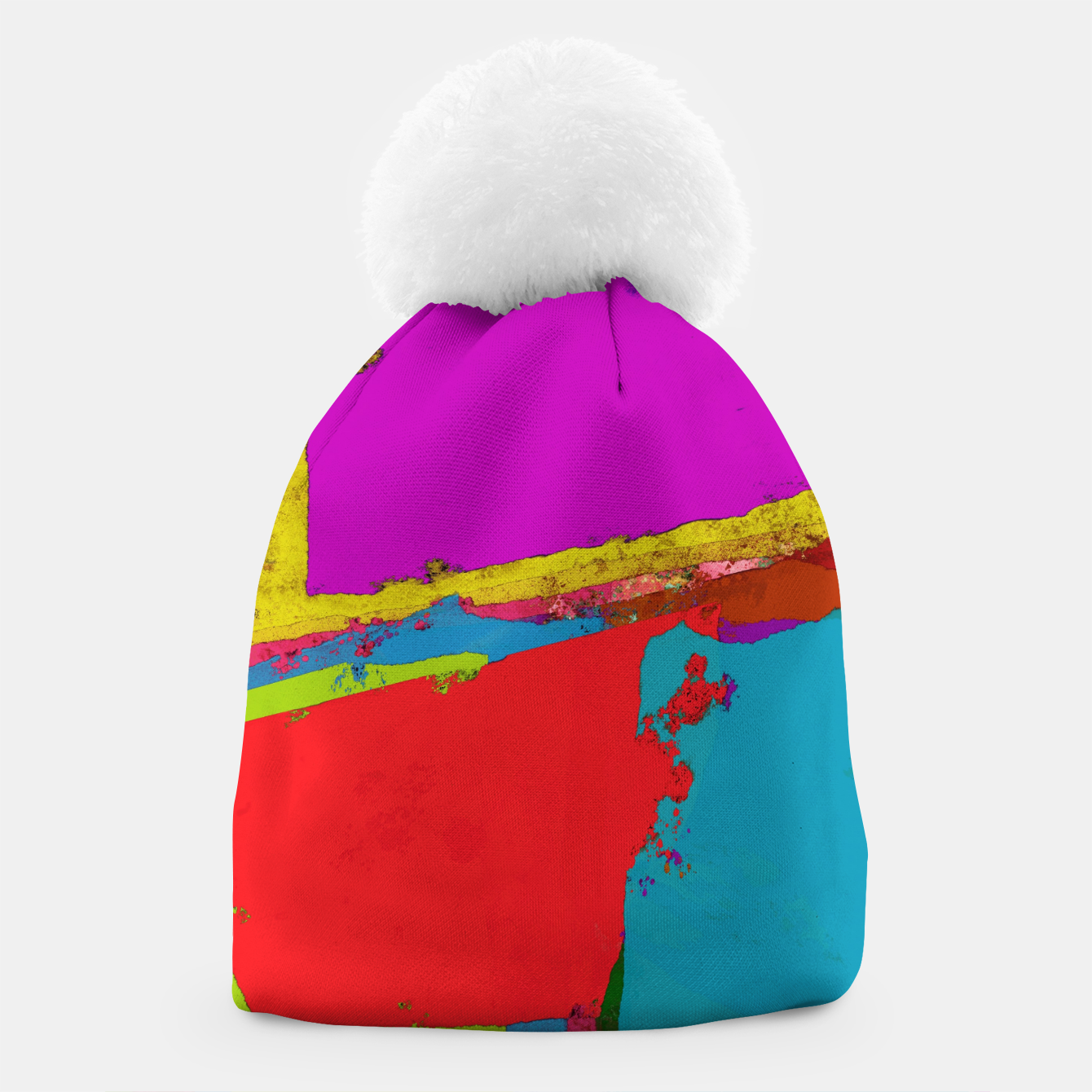 Image of Panel time Beanie - Live Heroes