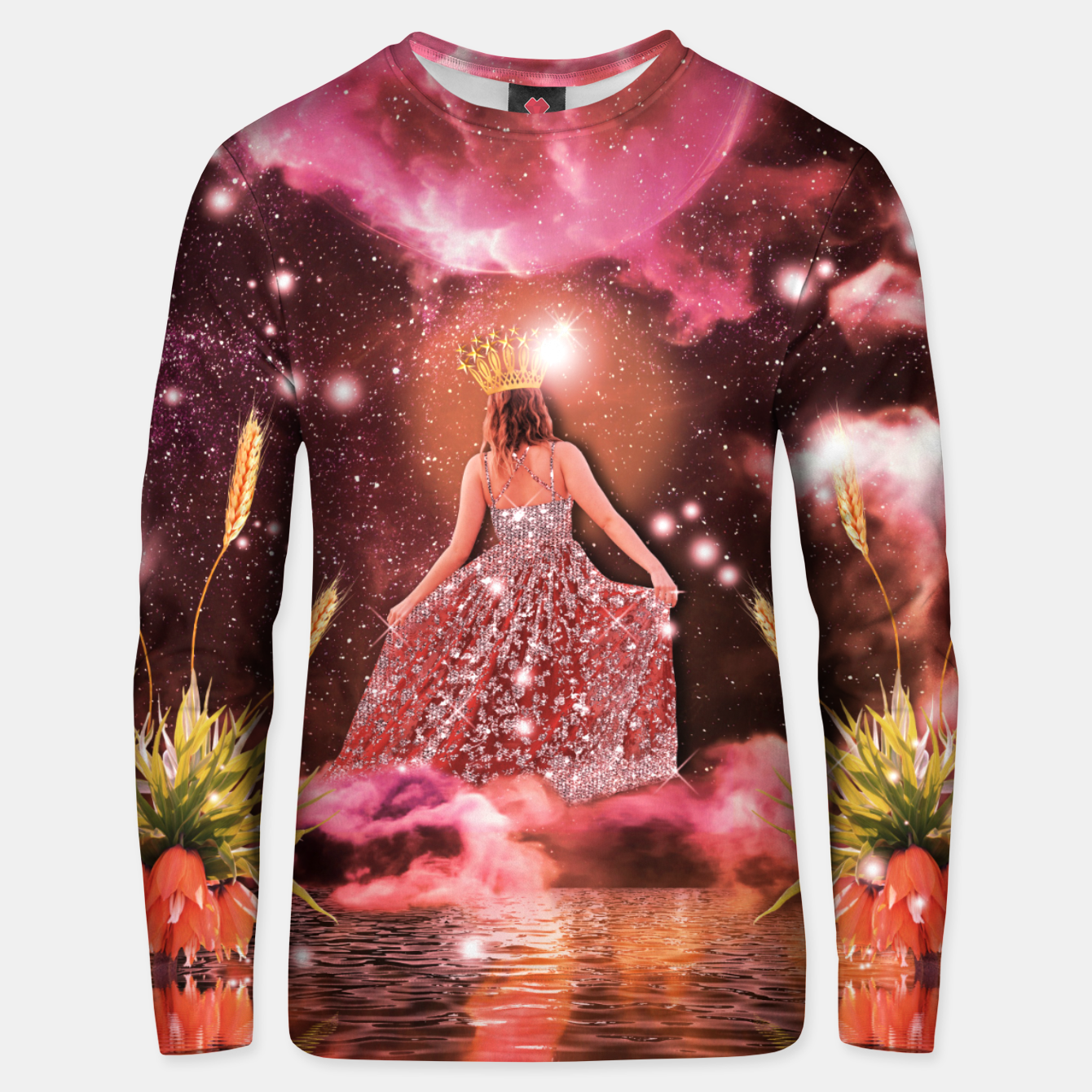 Image of THE EMPRESS TAROT CARD Sudadera unisex - Live Heroes