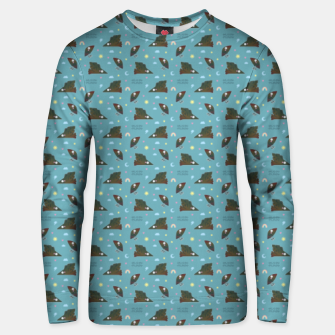 Thumbnail image of Hugin & Munin Unisex sweater, Live Heroes