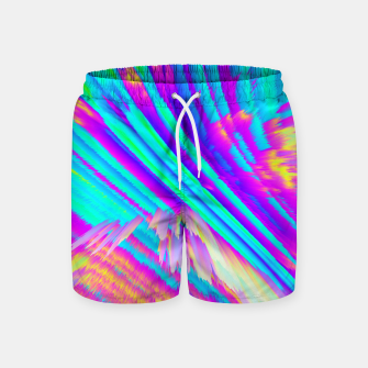 Thumbnail image of CRASH AND BURN Swim Shorts, Live Heroes