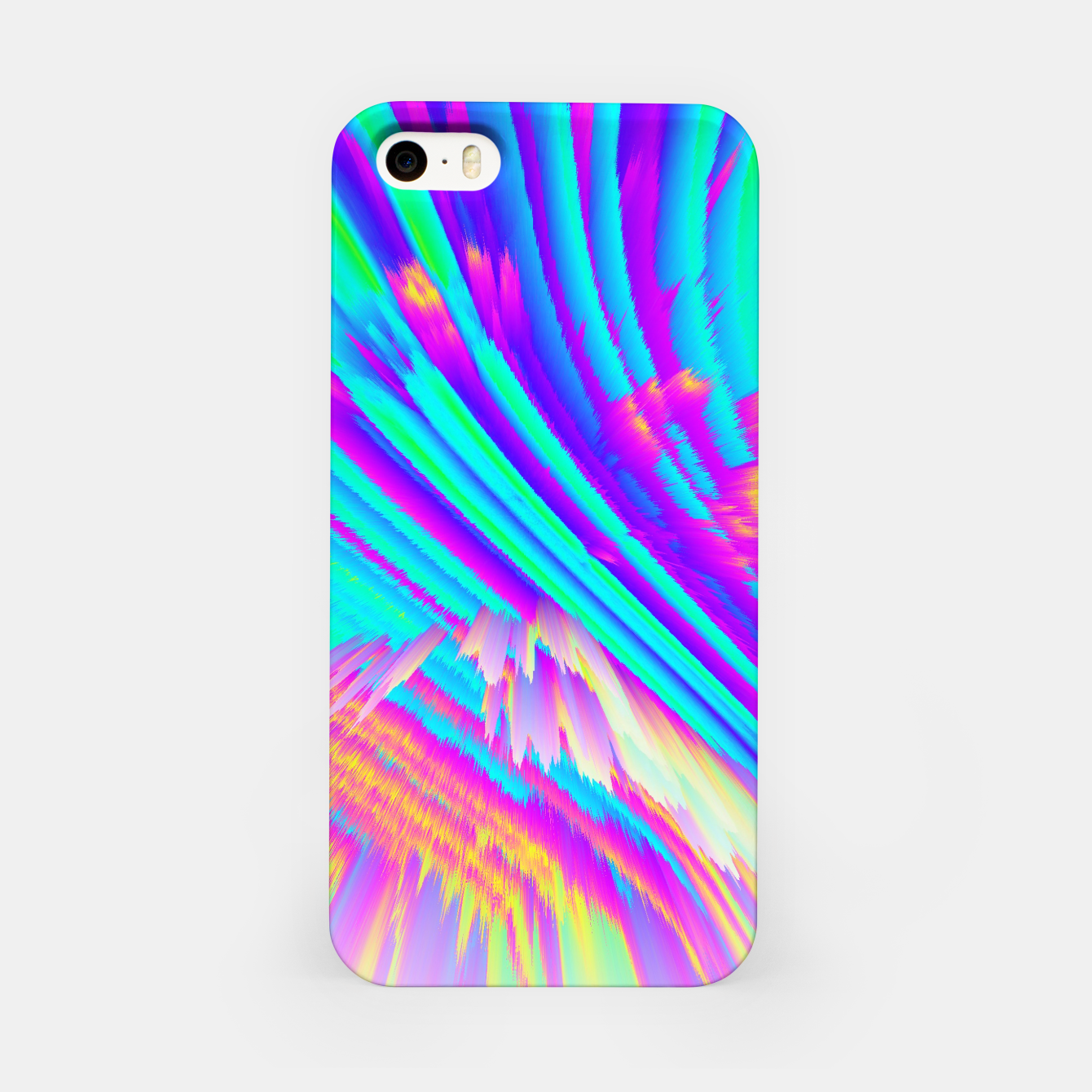 Image of CRASH AND BURN iPhone Case - Live Heroes