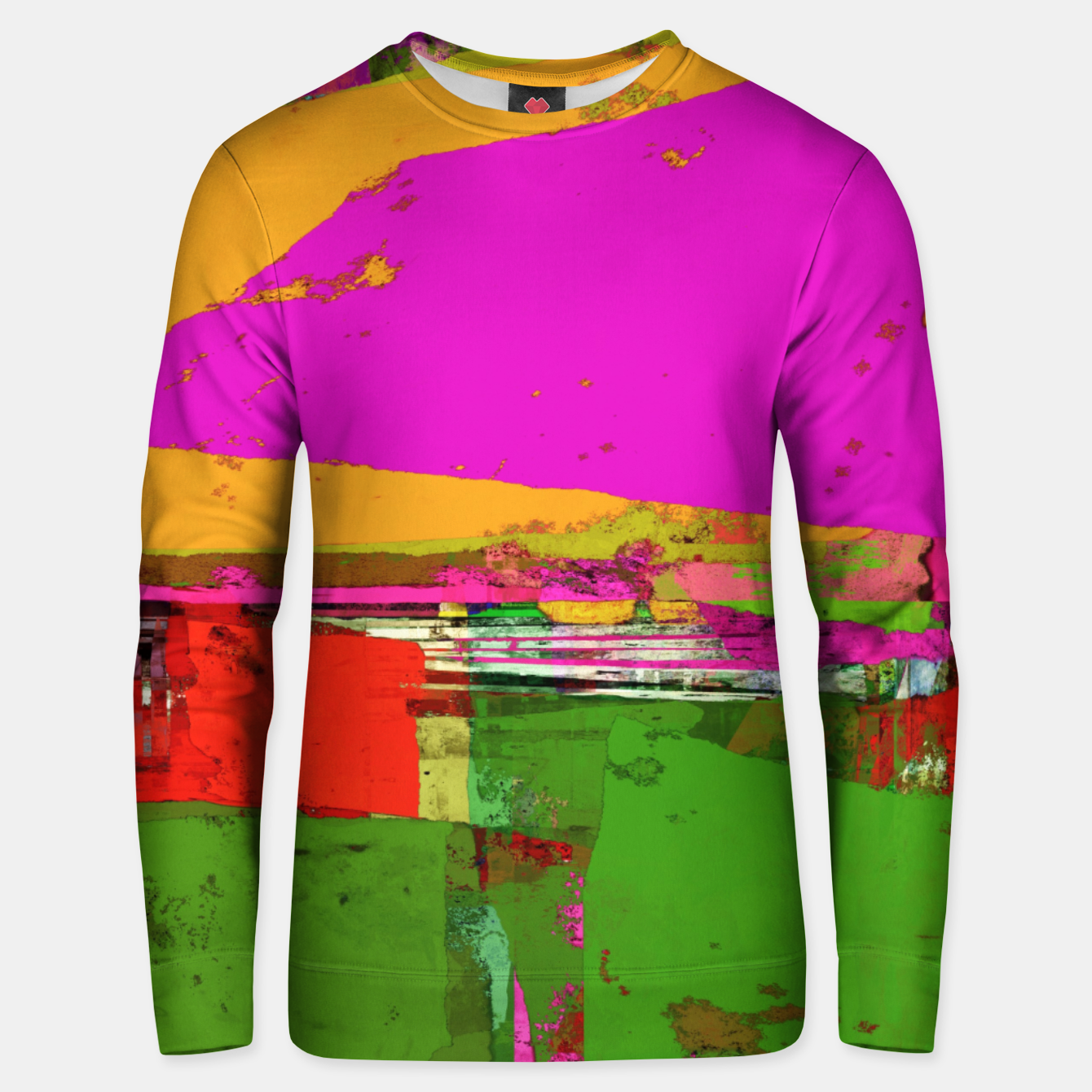 Image of Safety zone Unisex sweater - Live Heroes