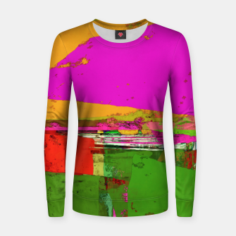 Thumbnail image of Safety zone Women sweater, Live Heroes