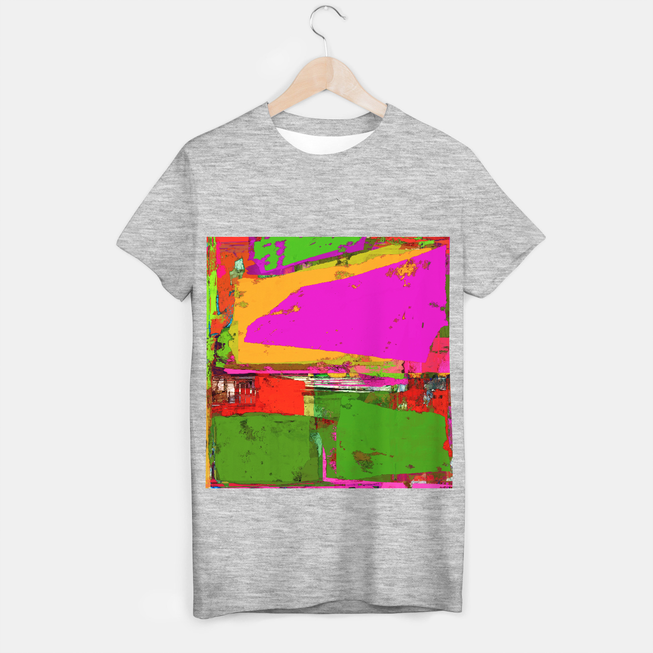 Image of Safety zone T-shirt regular - Live Heroes