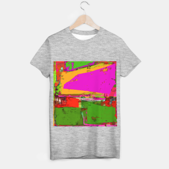 Thumbnail image of Safety zone T-shirt regular, Live Heroes