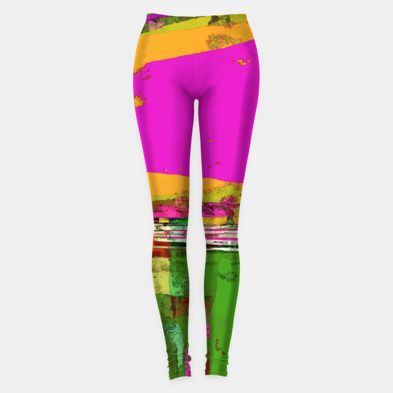 Image of Safety zone Leggings - Live Heroes