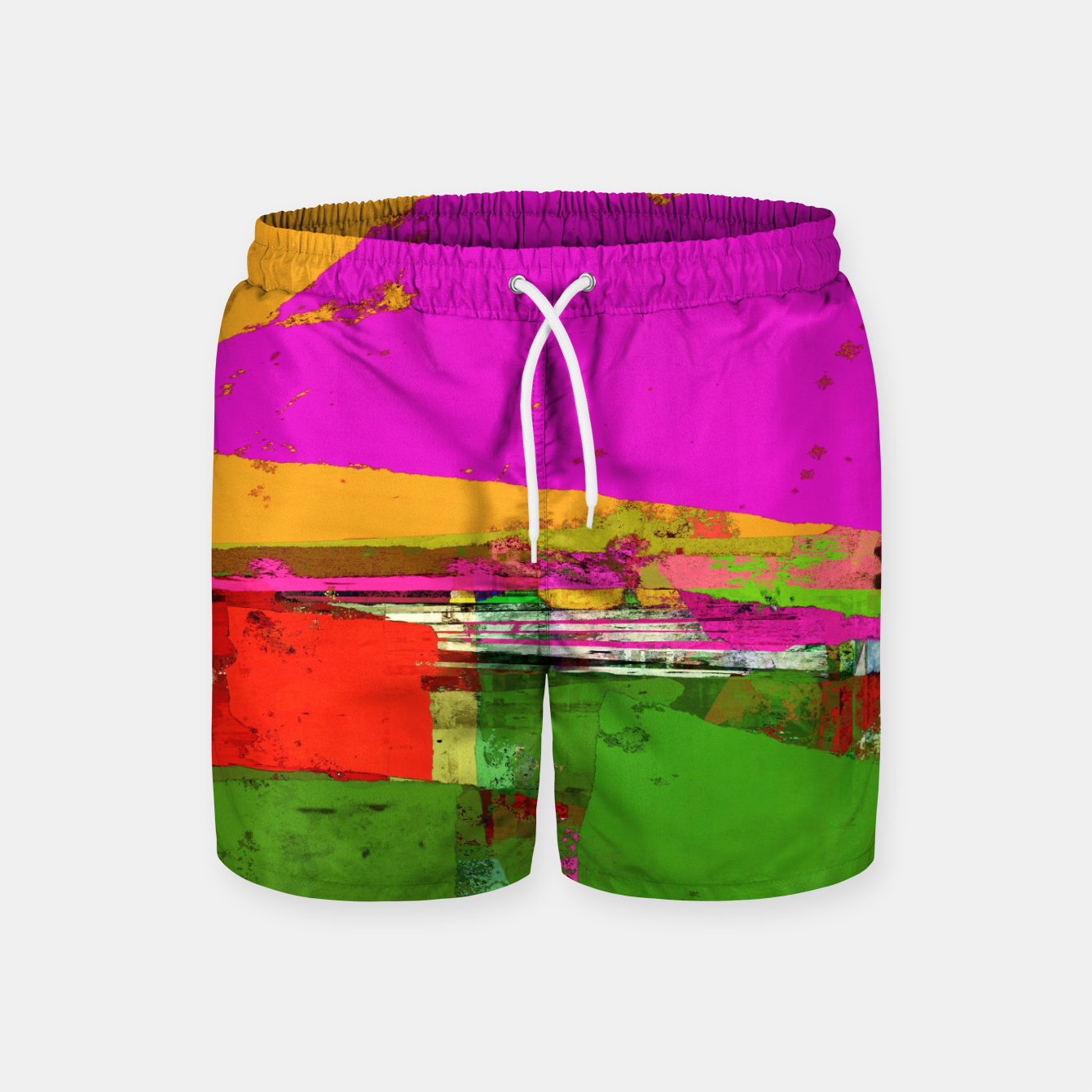 Image of Safety zone Swim Shorts - Live Heroes
