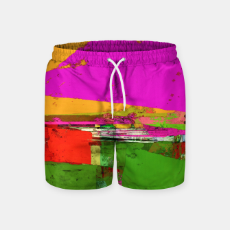 Thumbnail image of Safety zone Swim Shorts, Live Heroes