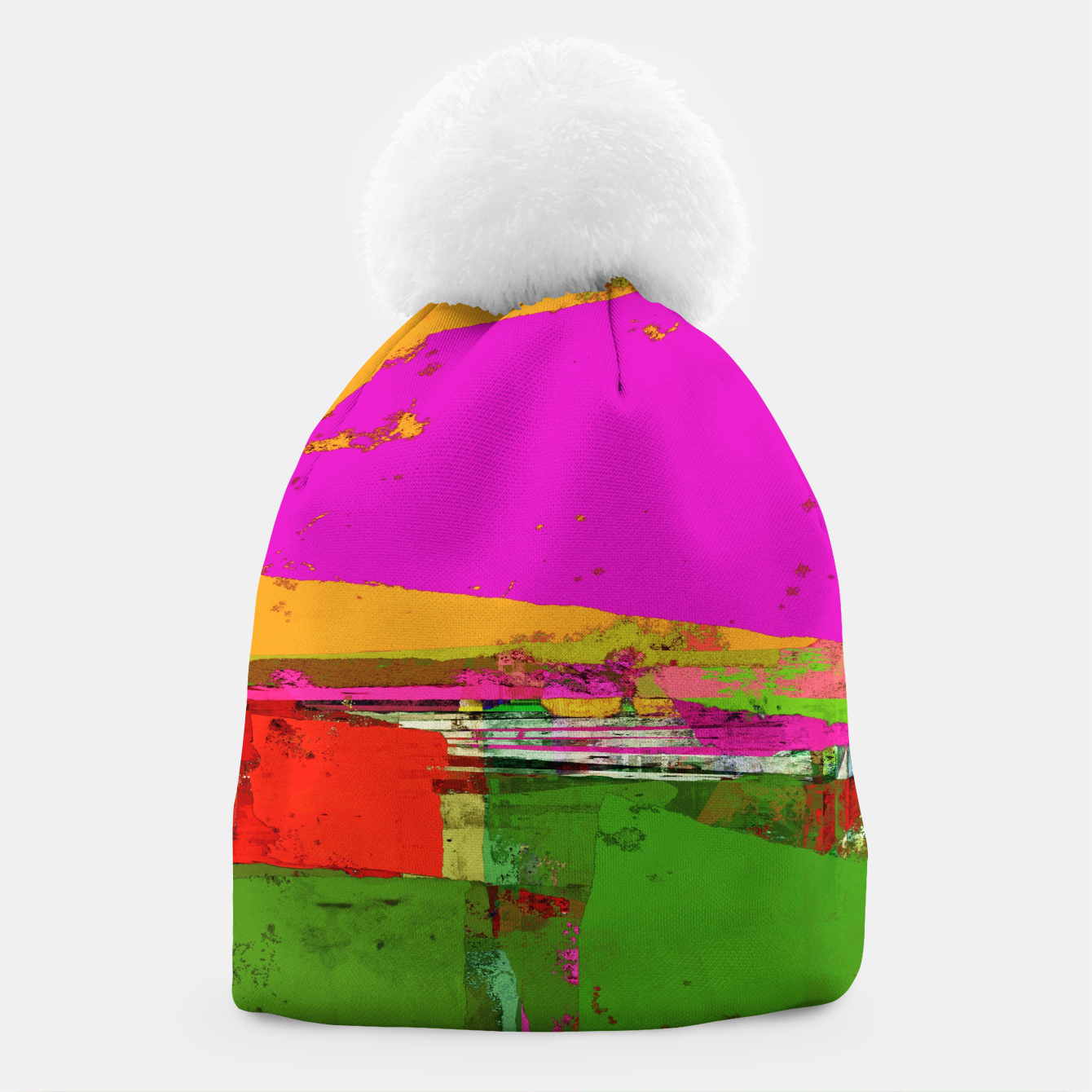 Image of Safety zone Beanie - Live Heroes